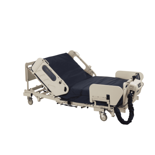 "Tri-Flex II™ Bariatric Bed with 48"" SAE Air Mattress and Scale"
