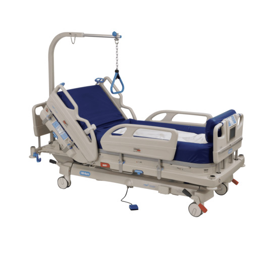 Envella™ Air Fluidized Therapy Bed with Trapeze