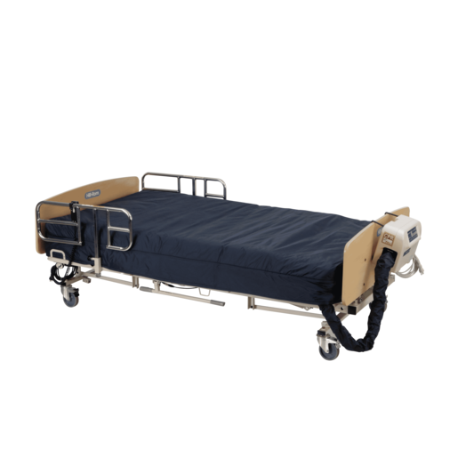 "48"" Bariatric Bed with SAE Air Mattress"