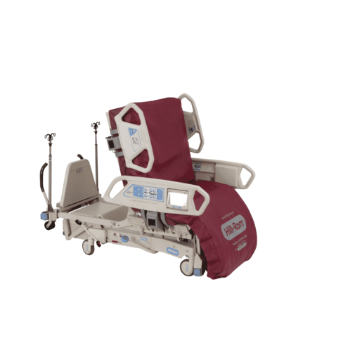 TotalCare SpO2RT® ICU Bed with Scale, CLRT and Connect
